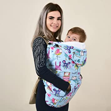 Amazon Com Winter Babywearing Coat Extender Baby Carrier Cover