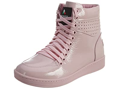 dd730e917d4 TRAVEL FOX 900 Series Nappa Leather High Top Womens Style  916301-469 Size