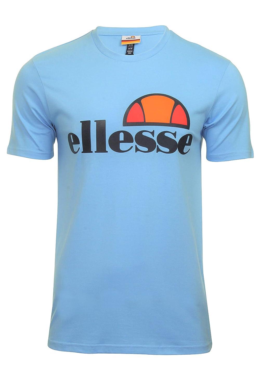 823daa5b Mens Ellesse Light Blue Prado T Shirt - XL