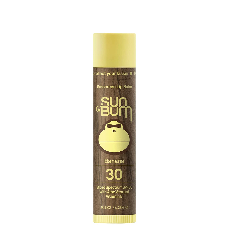 SUN BUM Banana SPF 30 Lip Balm, Banana by Sun Bum 20-45095