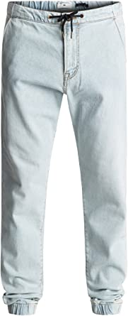 Quiksilver - Pantalón De Chandal Vaquero - Hombre - XS ...