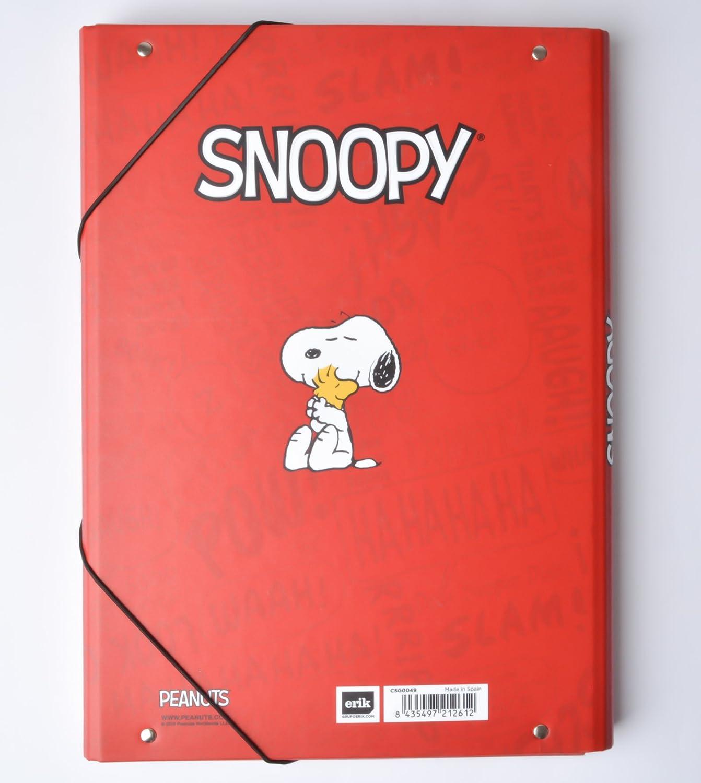 Grupo Erik Editores Snoopy - Carpeta solapas, 34 x 25.5 cm