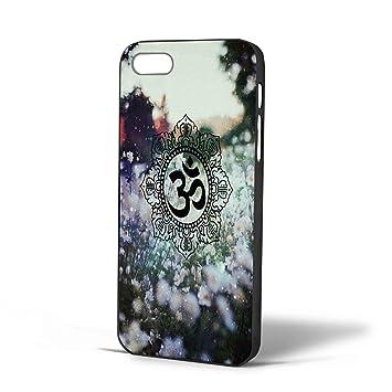 Om Hippie Wallpaper Yoga Inspiration For Funda Iphone Case