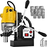 Mophorn 1100W Magnetic Drill Press with 1-1/2