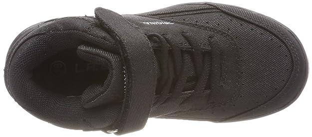 L.A Gear Flo Lights Chaussures de Basketball Mixte Enfant