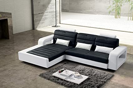 SAM® sofá New York en futuristischem Diseño en la ejecución ...