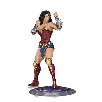 DC Core: Wonder Woman PVC Statue: Toys & Games