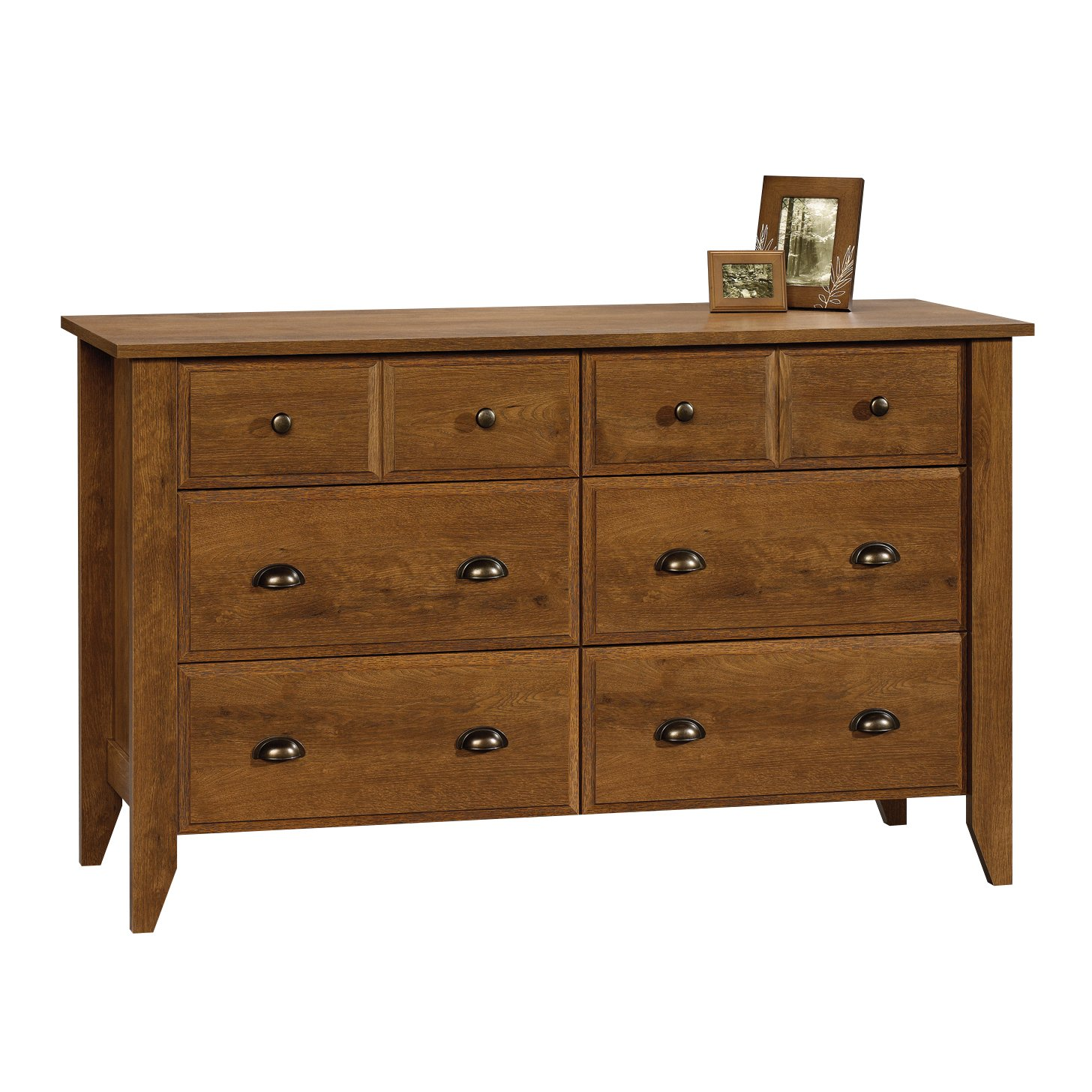 Sauder Shoal Creek Dresser, Oiled Oak 410287