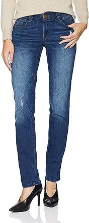 Democracy Women's Ab Solution Straight Leg Jean