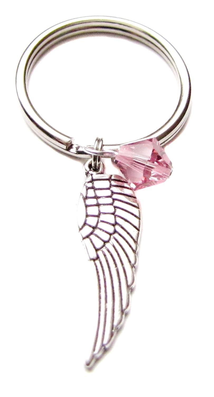 Amazon.com: Arcángel Ariel alas de ángel encanto vidrio de ...
