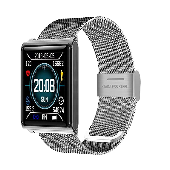 Smartwatch, Reloj Inteligente IP67 Impermeable Bluetooth Smart ...