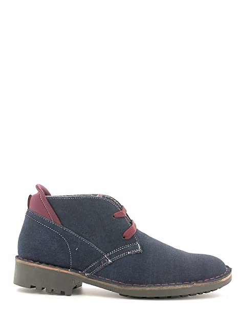 Gaudi V62-65000 Zapato casual Hombre Azul 40 C4iyYK
