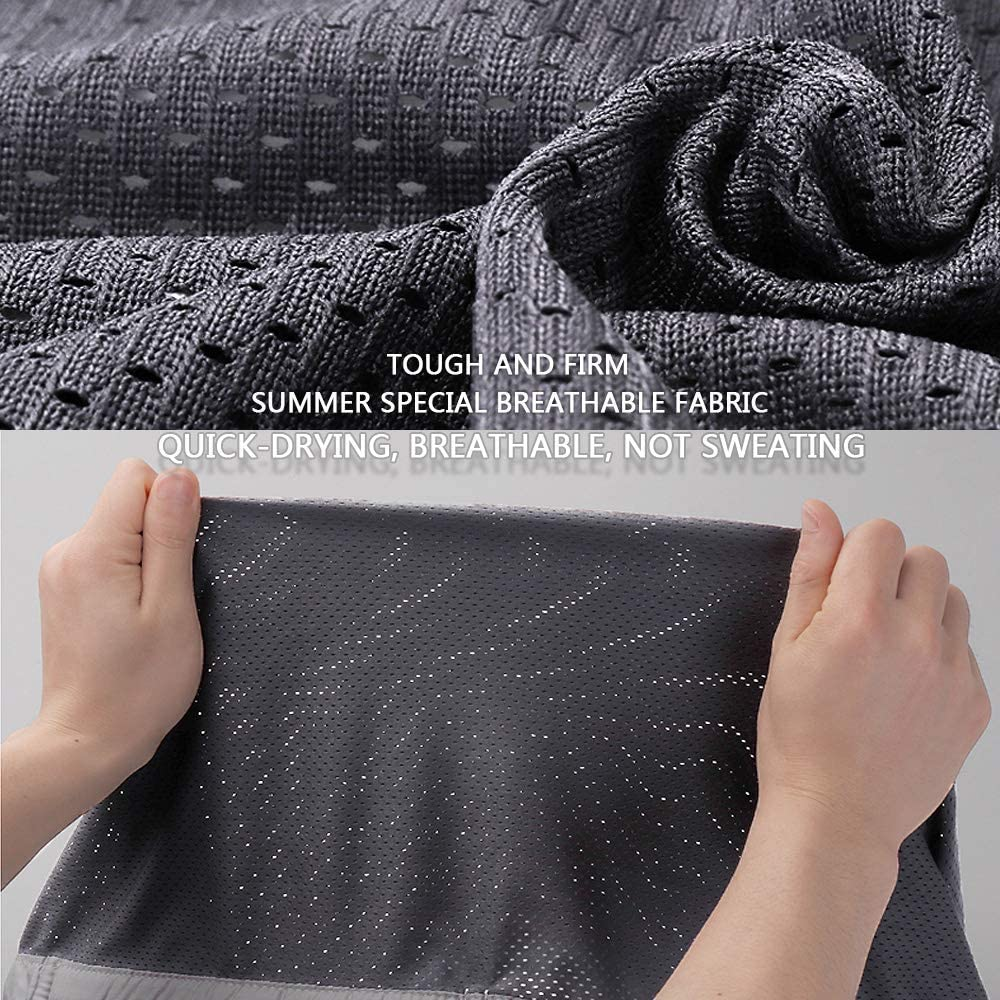 Gray Cuby Breathable Baby Carrier Mesh Fabric Ideal for Summers//Beachhe Adjustable Ring Sling Baby Carrier Ergo Friendly