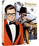 Kingsman 2 :The Golden Circle 4K Ultra HD+Blu Ray Limited Edition Steelbook ( Import )