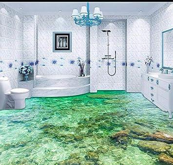 yosot tapete custom bodenbelag 3d bodenbelag malerei schone meerwasser ripple 3d wohnzimmer schlafzimmer boden malerei