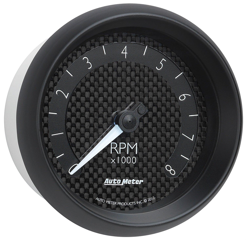 Auto Meter 8097 GT Series In-Dash Tachometer