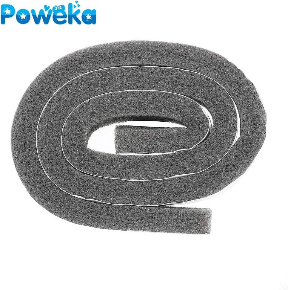339956 Seal for Whirlpool Kenmore Dryer Lint Screen Foam Seal Replace EA345944 PS345944 WP339956