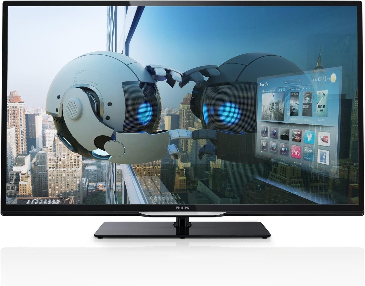 Philips 46PFL4208H/12 - Televisor LED de 46 pulgadas, Full HD, 200 Hz: Amazon.es: Electrónica