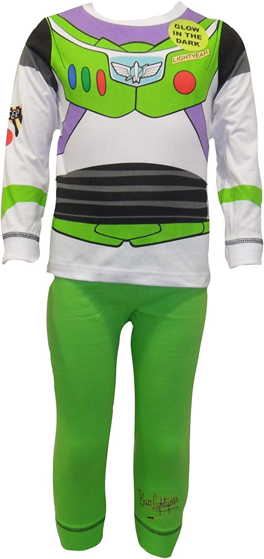 Disfraz de Disney Buzz Lightyear para niños de 4 a 5 años (110 cm ...
