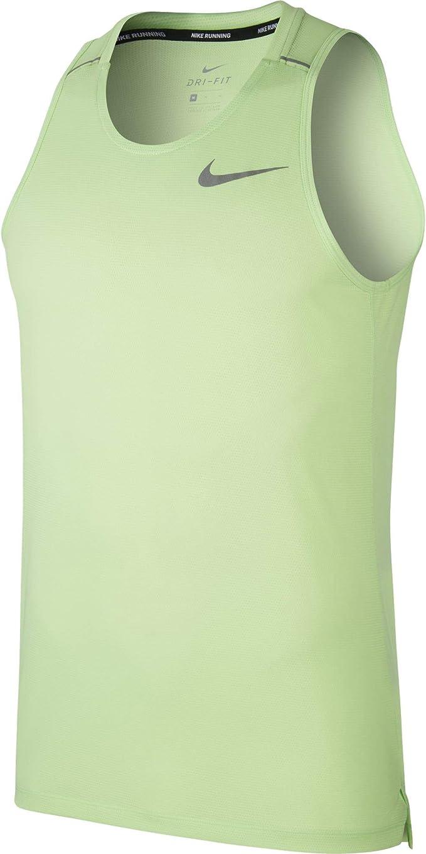 Nike M Nk Dry Cool Miler Tank, Maglietta Uomo