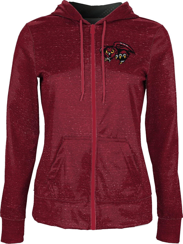 ProSphere Temple University Girls Zipper Hoodie Heathered School Spirit Sweatshirt