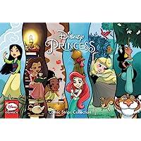 Disney Princess Comics Strips Collection