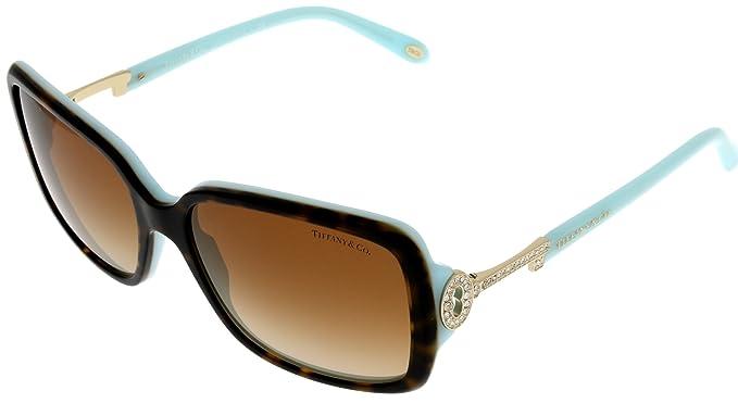 bb1bb766c92c Tiffany Sunglasses Women TF 4043-B 8134 3B  Amazon.co.uk  Clothing