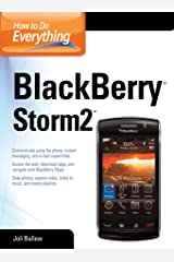 How to Do Everything BlackBerry Storm2 Kindle Edition