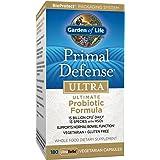 Garden of Life 生命花园 Primal Defense终极益生菌素食胶囊,180粒