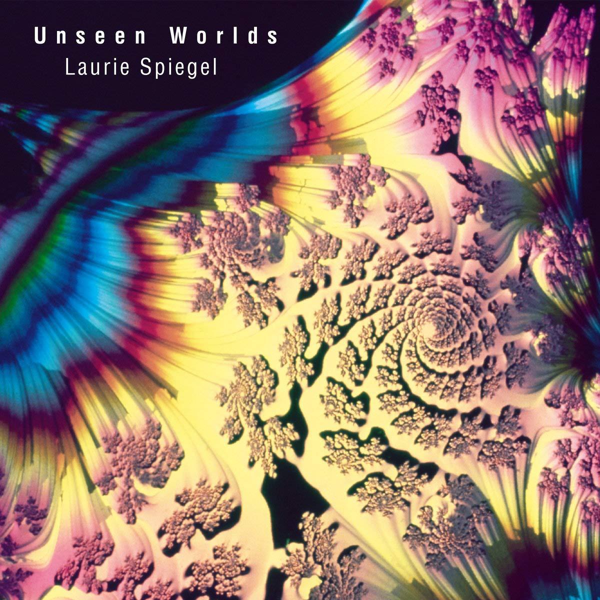 Vinilo : Laurie Spiegel - Unseen Worlds (LP Vinyl)
