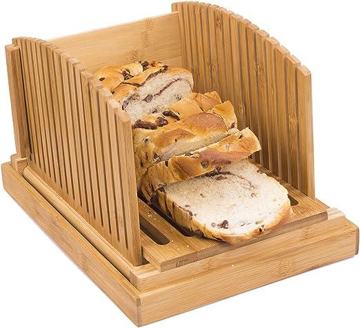 Amazon.com: Toughard - Cortador de pan plegable compacto de ...