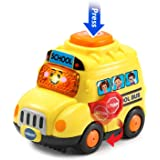 VTech Go! Go! Smart Wheels Toot-Toot Drivers School Bus