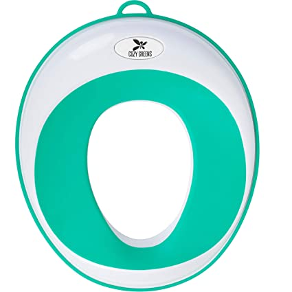 Fits Round and Oval Toilets FREE Folding Toilet Training Chart Kids Toilet Training Essentials eBook Gift Box Toddler Potty Ring Potty Training Seat for Boys and Girls