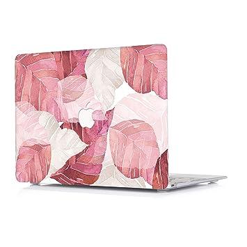 Funda L2W para MacBook Air 11 - [Serie Leaf Pattern] Funda rígido Protector Ultra
