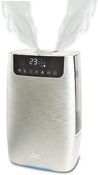 Opinión sobre Solis Ultrasonic Pure 7217 - Humidificador y Limpiador de Aire - Dispensador de Aroma - Filtro de Carbono
