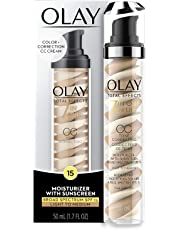 Olay Tinted Tone Correcting Moisturizer with SPF 15, 50 mL (packaging may vary)