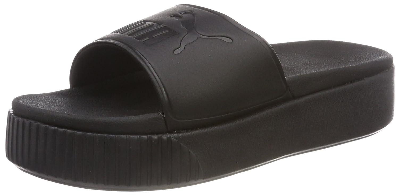 b9b1b36d4f Amazon.com | PUMA Platform Slide Bold Womens Sandals | Sandals