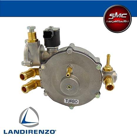 Reductor GPL Landi Renzo 536758000 Gas Turbo para coche a inyección electrónica
