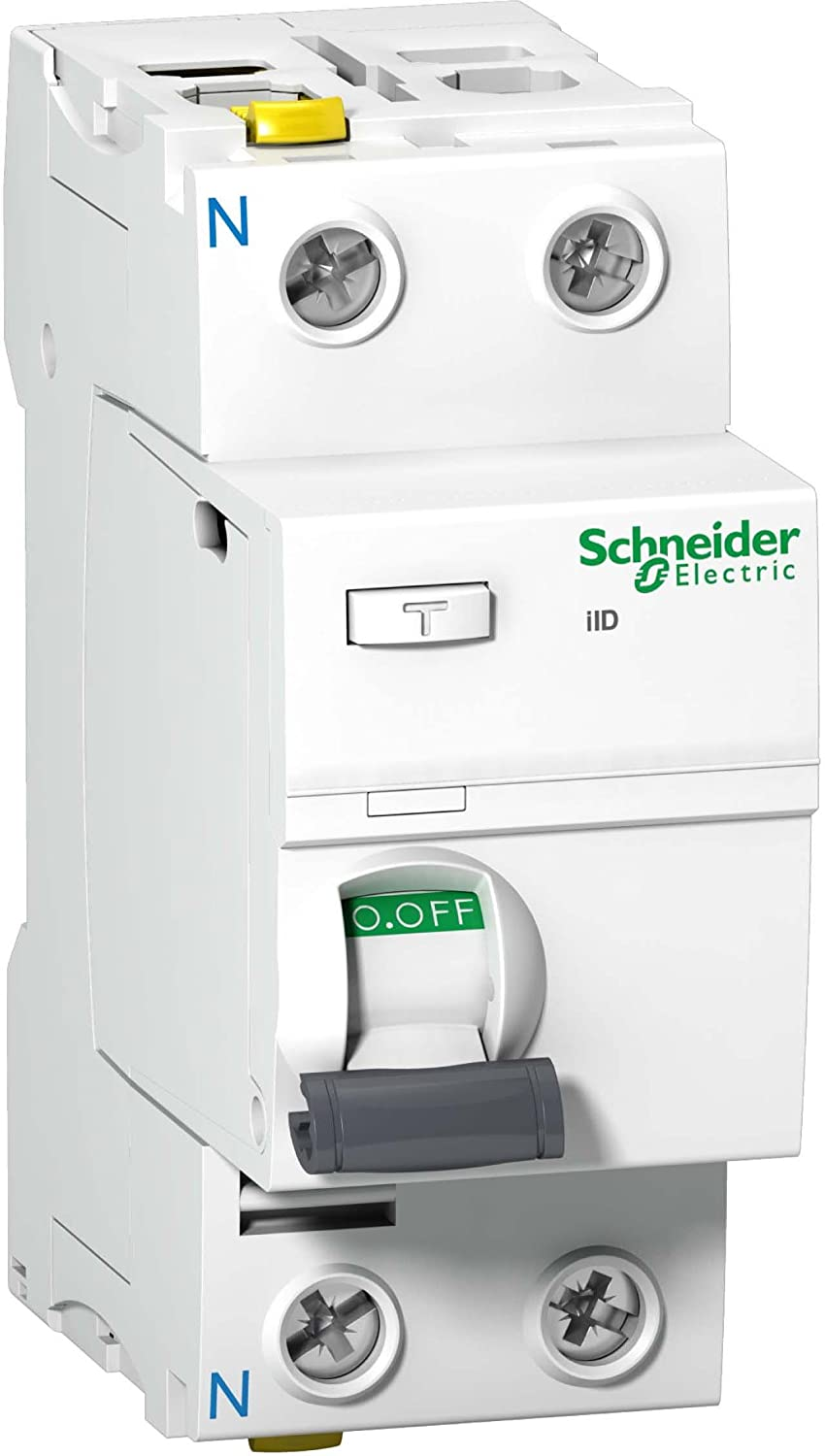 Schneider A9Z20216/Residual Current Circuit Breaker IID 2P 16/A 10mA Typ A