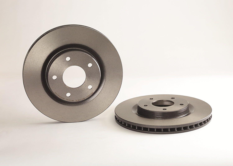 Magneti Marelli by Mopar 1AMR10258A Front Disc Brake Rotor