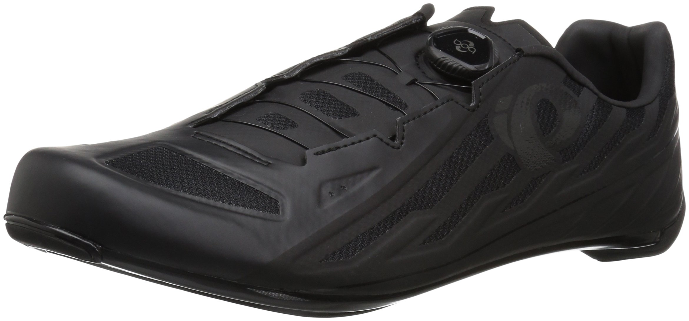 Pearl iZUMi Men's Race Road v5 Cycling Shoe, Black/Black, 39.0 M EU (6.1 US)