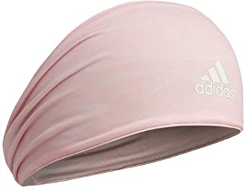adidas Womens Soft Reversible Wide Performance Exercise Headband