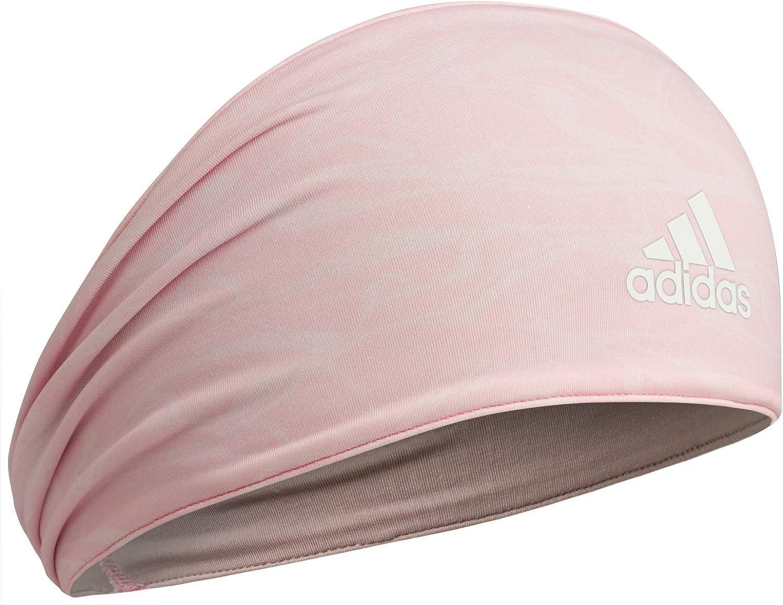 adidas Women's Soft Reversible Wide Performance Exercise Headband