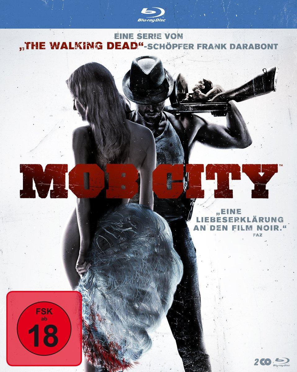 Mob City [Blu-ray]: Amazon.de: Jon Bernthal, Milo Ventimiglia, Simon ...
