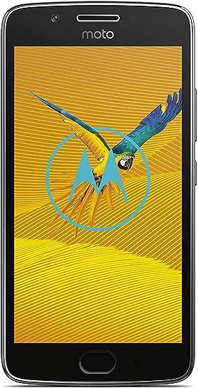 Smartphone Lenovo Moto G5 (12,7 cm (5 Pulgadas), 16 GB, Android ...