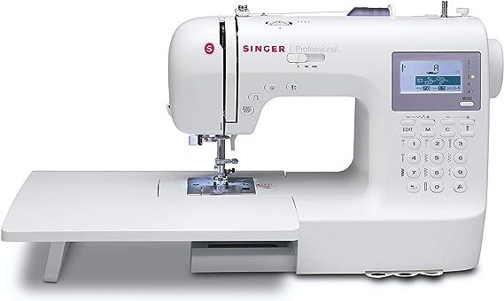 Máquina de coser Singer Stylist 9100: Amazon.es: Hogar