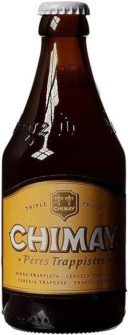 6 opinioni per Chimay Birra Triple 33Cl