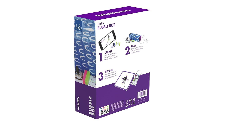 littleBits Hall of Fame Bubble Bot Starter Kit