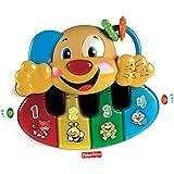Mattel - Piano Perrito Aprendizaje Fisher Price 21-9770W