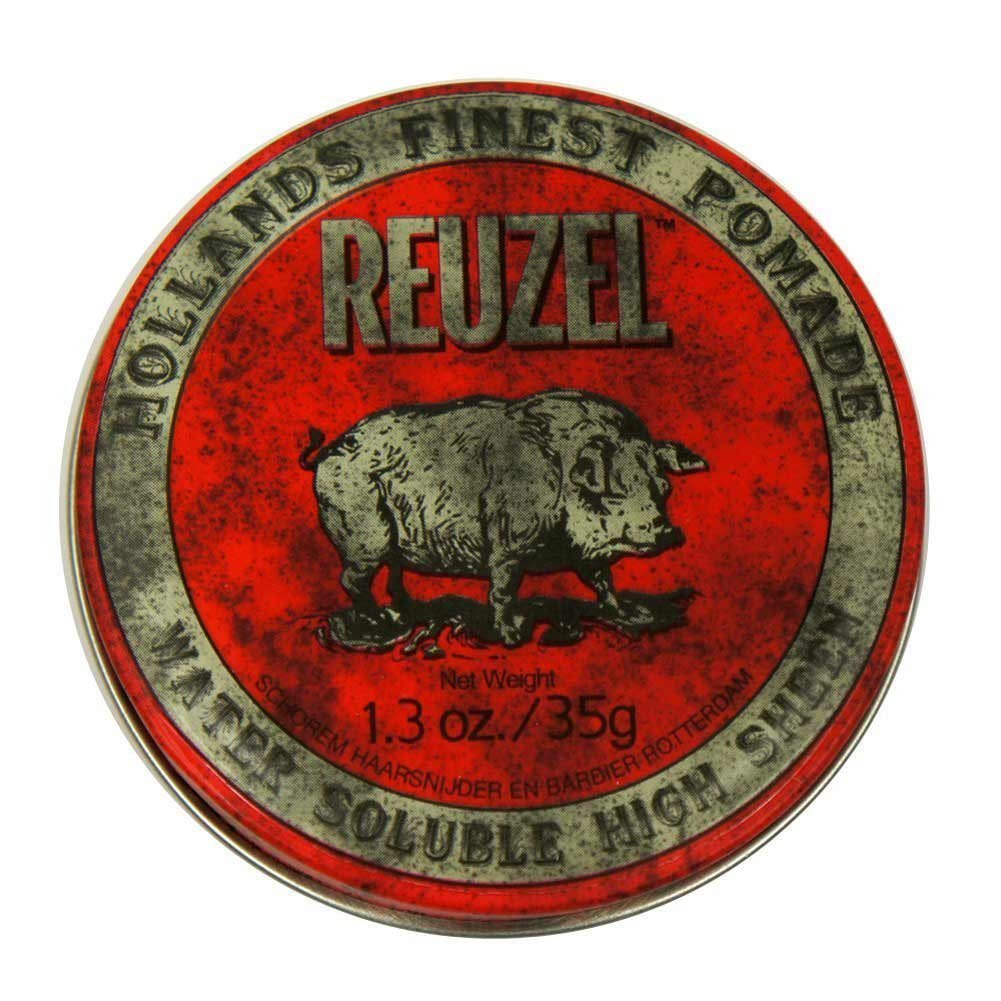 Reuzel red pomade-water soluble 1.3oz 10500
